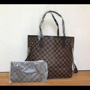 Tote bag purse shoulder